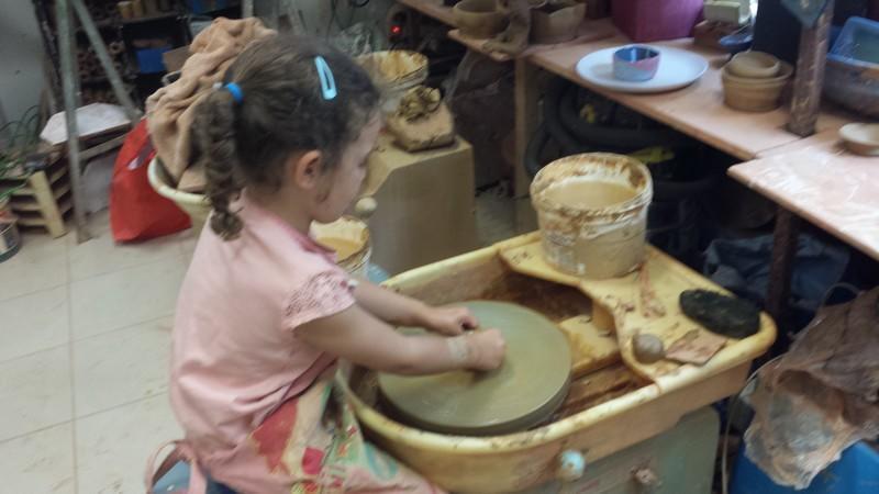 Atelier poterie ZAB