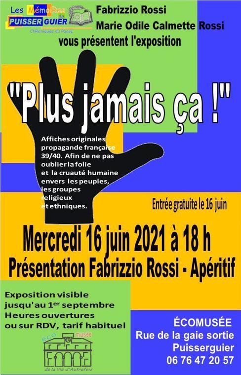 Affiche Expo V1