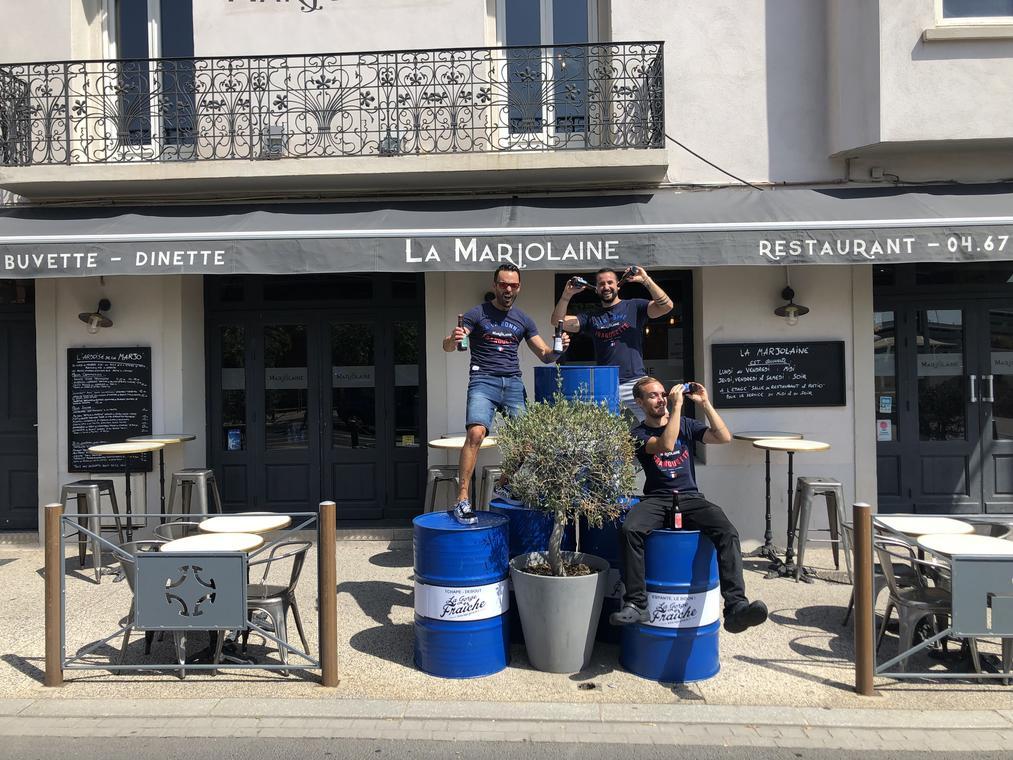 LA-MARJOLAINE