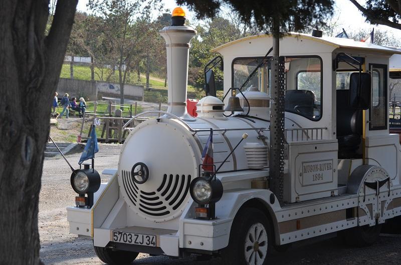 Photo 4 Petit Train Touristique Beziers
