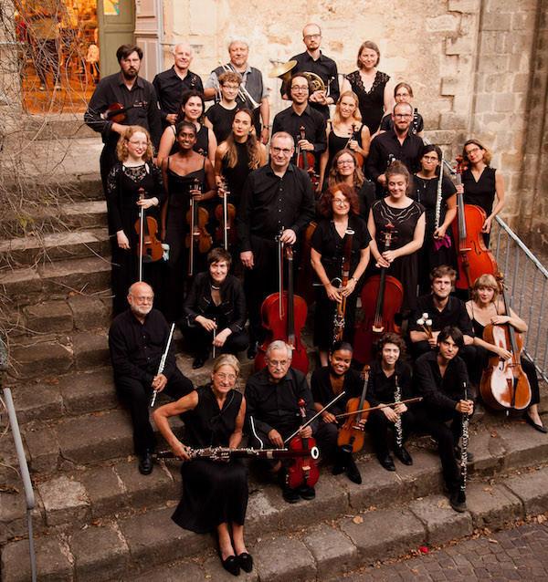 Sinfonietta - cordes