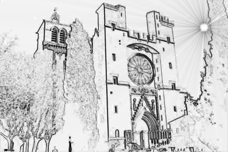 atelier patrimoine cathédrale