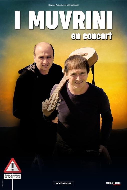 2020-04-03 I Muvrini concert à béziers