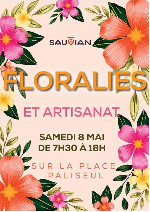 floralies sauvian