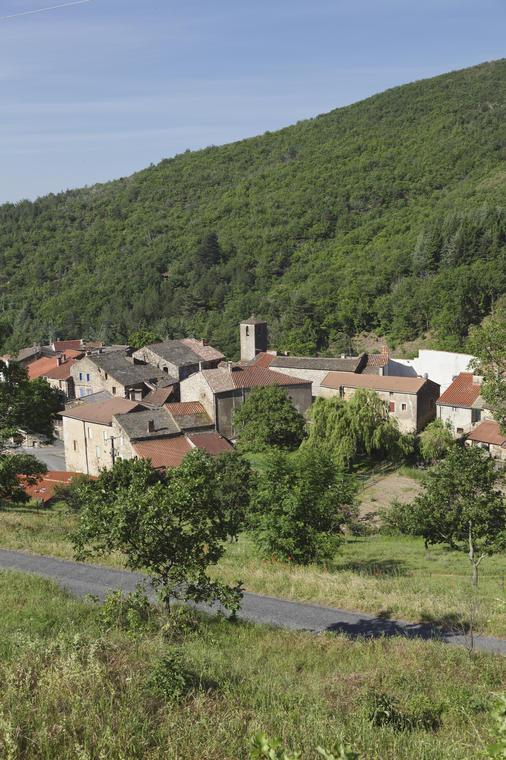 les sagnes,village de cassognol-®Julien Gieules