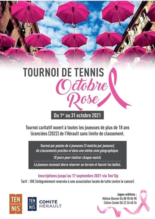 tennis rose