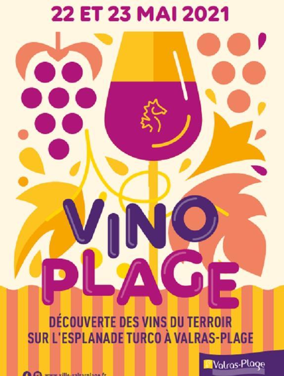 vino plage valras