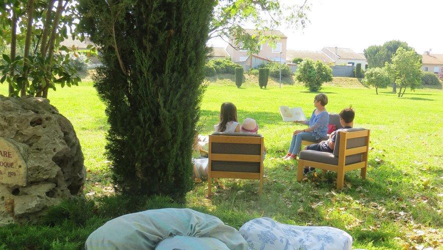 201-06  et été les mercredis du square - lignan