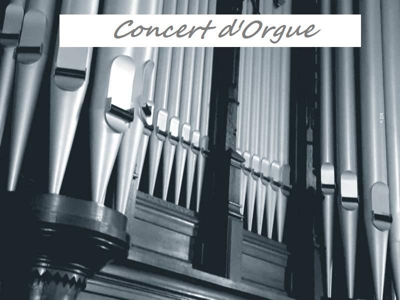 2021- concert d'orgue