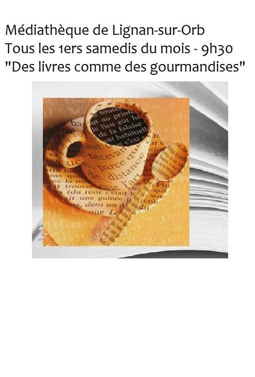 2017-2018 lignan sur oorb des livres comme des gourmandises