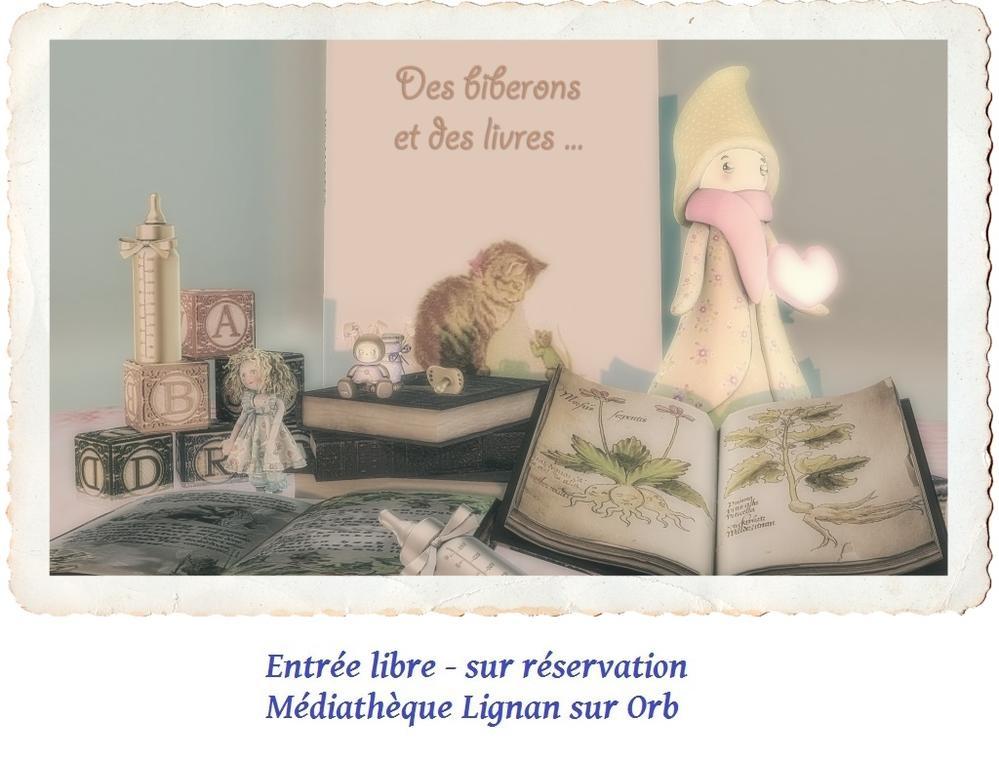 2018-2019 - illustration biberon bébés lignan sur orb