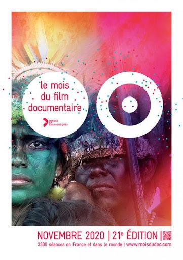 2020-11- 17 au 21 Mois du film documentaire Beziers MAM