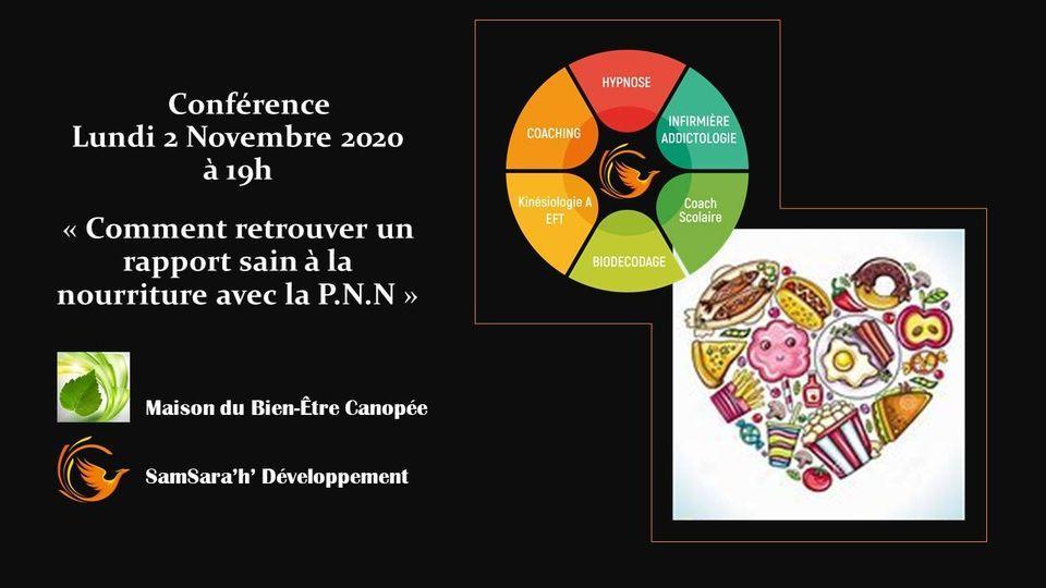 2020-11-02 Conference alimentation Maison Canopée Béziers