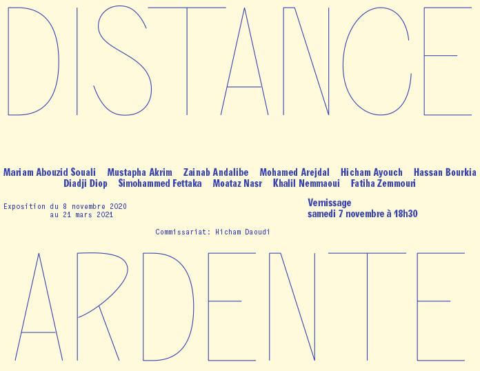 2020-11-07 distance ardente