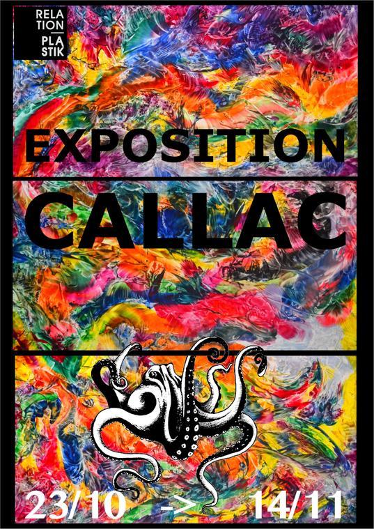 2020-11-14 Expo Callac La Poulpe à Béziers