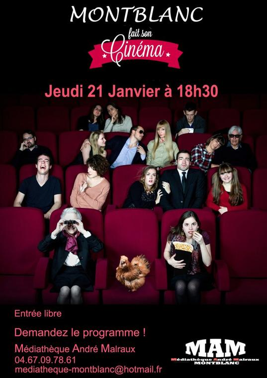 2021-01-21 - la médiathèque fait son cinéma