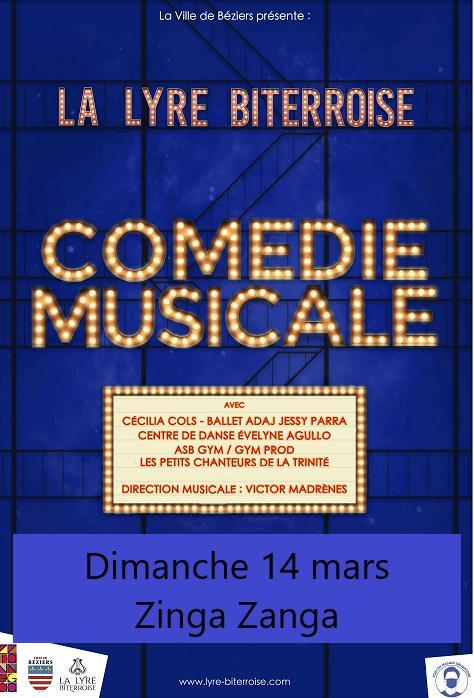 2021-03-114 La Lyre Biterroise Comédie Musicale