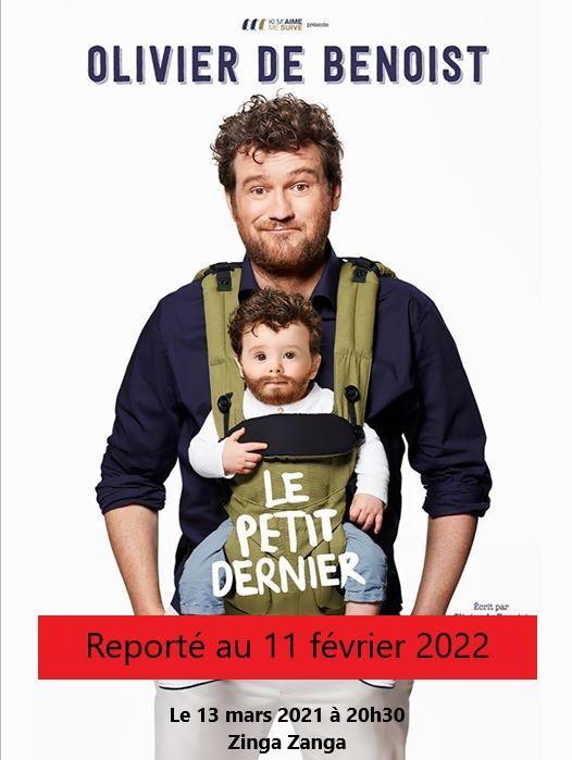 2021-03-13 Olivier de Benoist Zinga