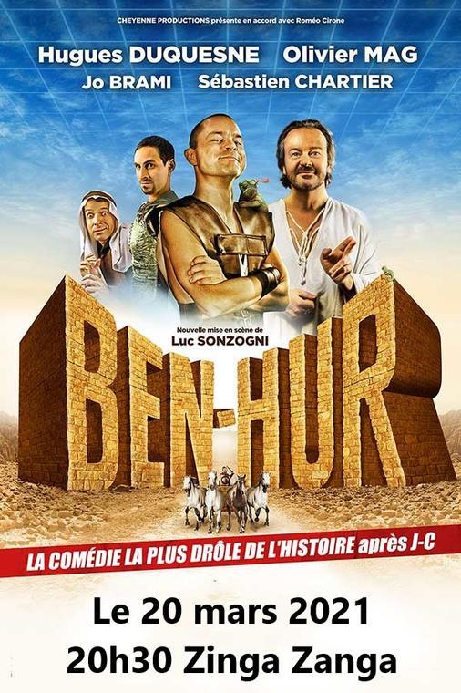 2021-03-20 Ben Hur Zinga Zanga