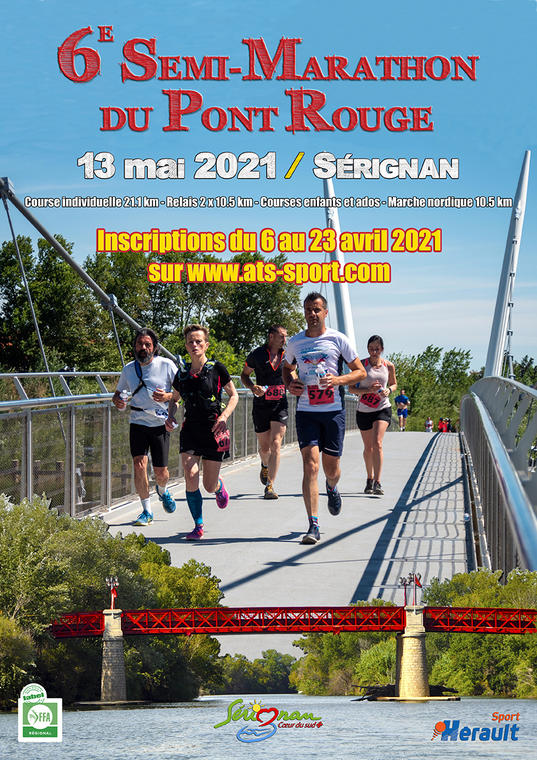 2021-05-13 semi marathon pont rouge serignan