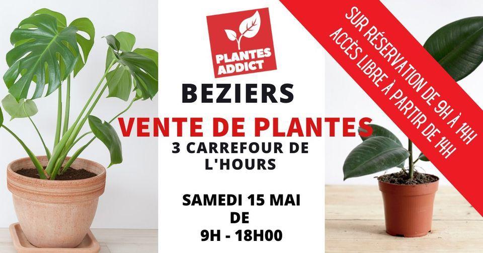 2021-05-15 Plantes addict Béziers Polygone