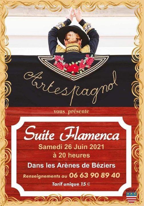 2021-06-26 Suite Flamenca Arènes de Béziers
