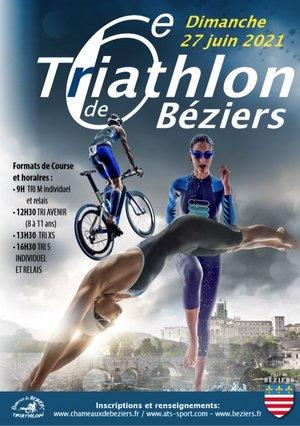 2021-06-27 Triathlon Béziers
