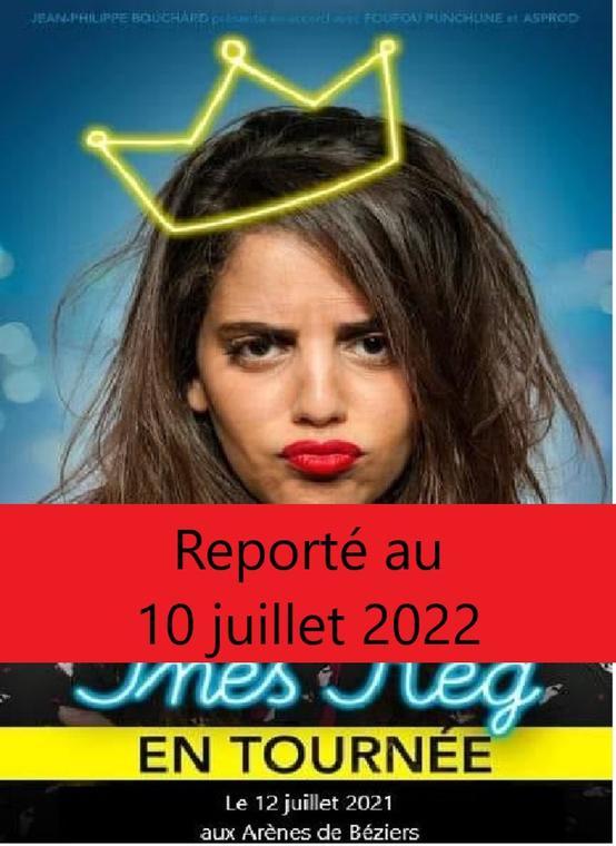 2021-07-12 REPORT Ines Reg aux Arenes de Béziers