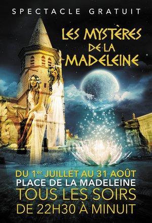 2021-08-31 Mystères de la madeleine Béziers