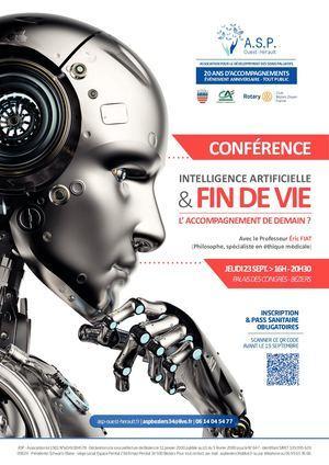 2021-09-23 Conférence Palais des Congrès Béziers