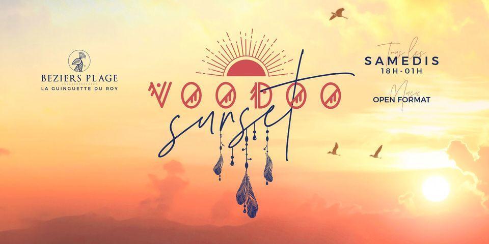 2021-09-25 Samedi Voodoo Sunset Beziers Plage