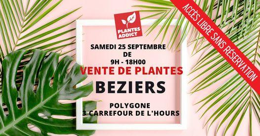 2021-09-25 Plantes Addict polygone Béziers