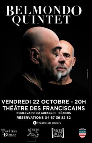 2021-10-22 Belmondo Quintet Béziers