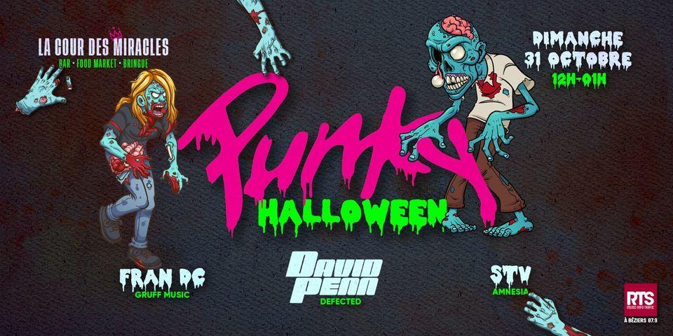 2021-10-31 Punky d'Halloween à la cour des miracles