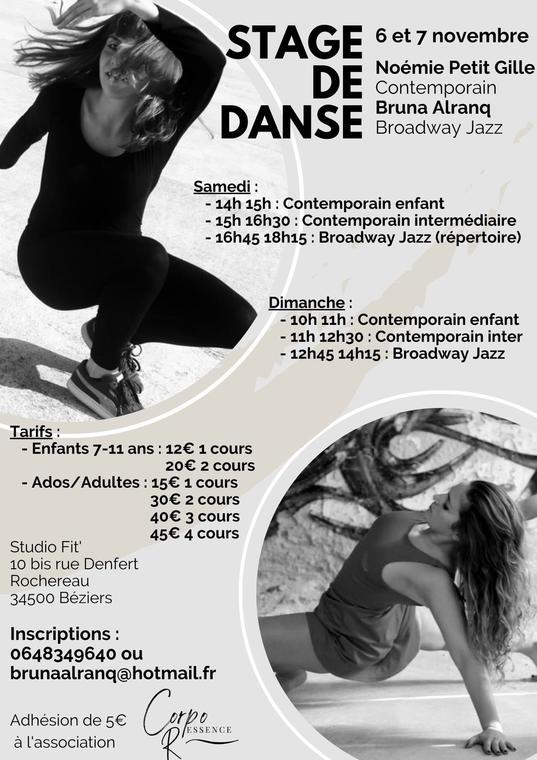 2021-11-06 et 07 stage danse bzs