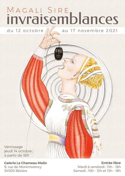2021-11-17 Expo Invraisemblance au Chameau Malin