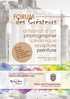 2021-11-27 Forum des créateurs Béziers