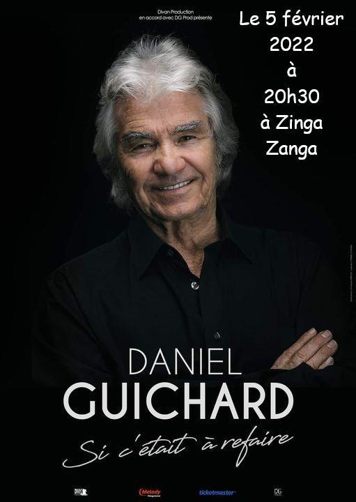 Daniel Guichard Zinga Zanga
