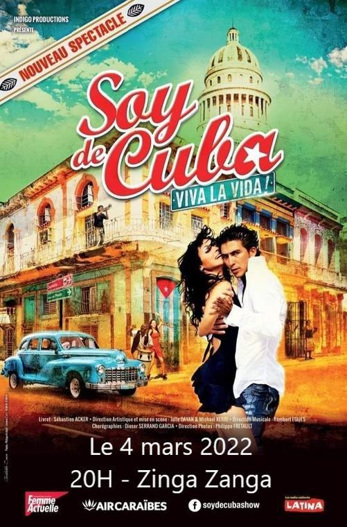 2022-03-04 Soy de Cuba ZZ Béziers