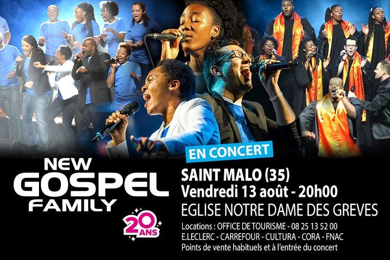 New Gospel Family 13août21