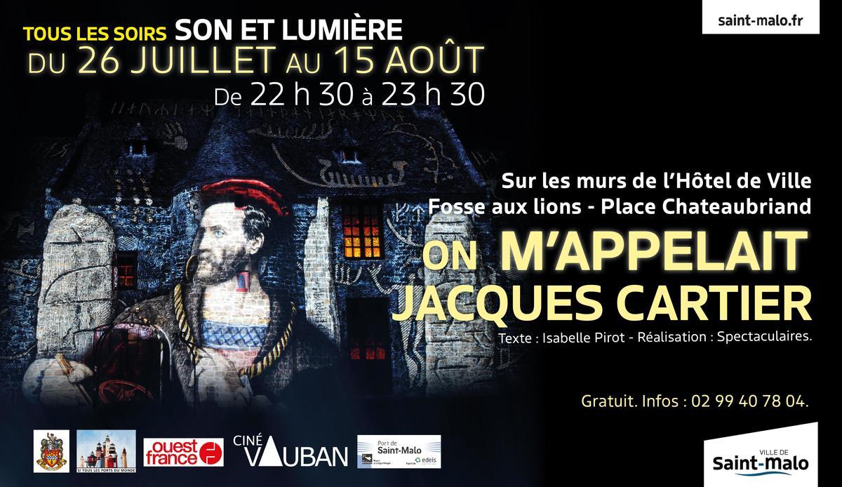 On m'appelait Jacques Cartier