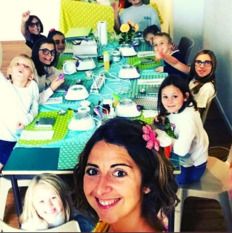 Atelier spécial enfants