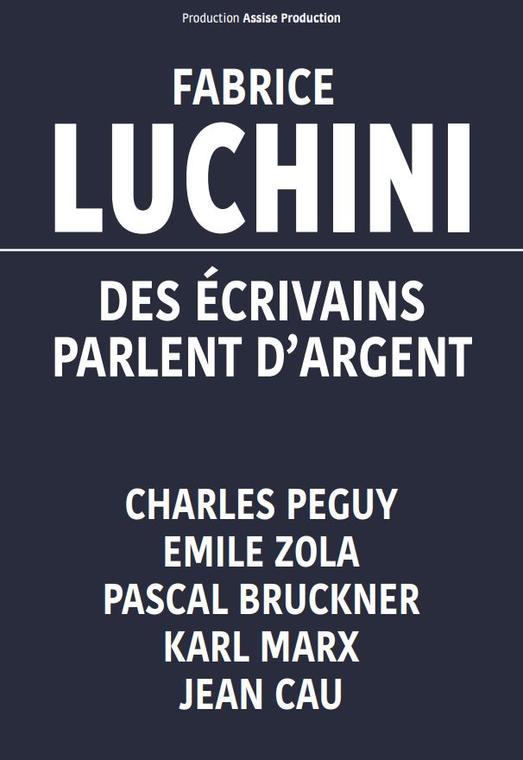 Affiche Luchini