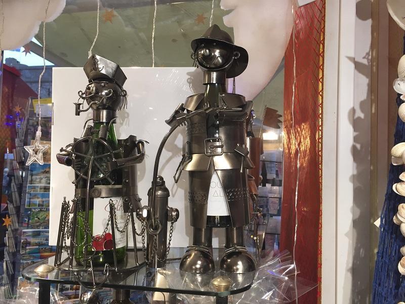Boutique souvenirs - Sene Breizh - Saint-Malo