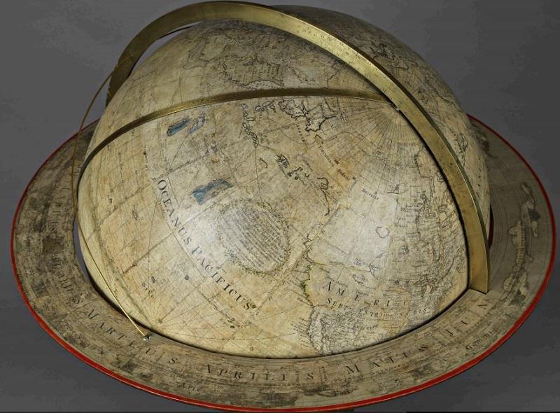 Cartes et globes