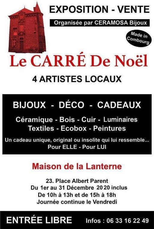 Expo de Noël 1-31dec2020