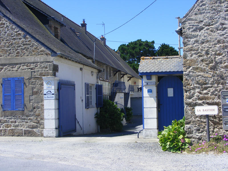 Façade T2 - Le Fustec - Saint-Malo