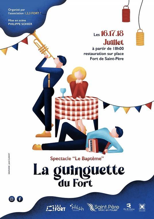 Le Fort en Guinguette 16-18juil2021