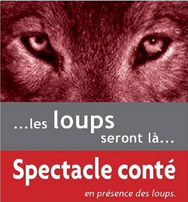 Les loups au chateau du colombier2019