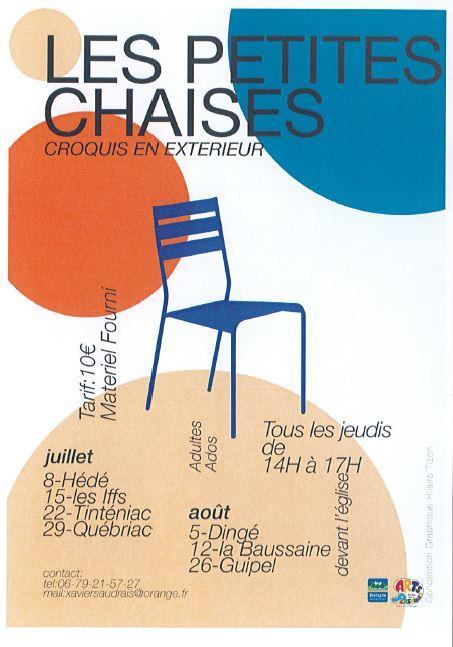 Les petites chaises